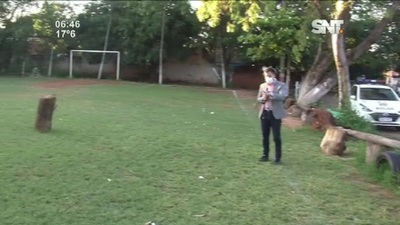 Asesinan a un hombre durante encuentro de fútbol