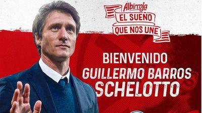 ¿Quien es Guillermo Barros Schelotto, el nuevo DT de la Albirroja?