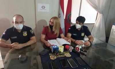 """Cuatro detenidos por extorsión durante sendos allanamientos en marco del operativo """"Tarumá """" – Diario TNPRESS"""
