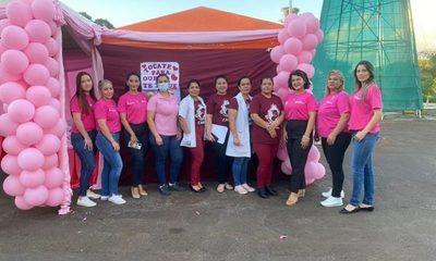 En C. del Este realizan charla educativa en adhesión a lucha contra el cáncer de mama – Diario TNPRESS