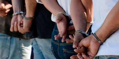 Cuatro detenidos por presunta extorsión en Ciudad del Este – Prensa 5