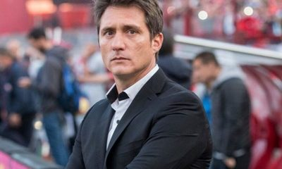 Guillermo Barros Schelotto fue anunciado como nuevo director técnico de la Selección de Paraguay