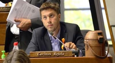 """Diputado Carlos Rejala sostiene que """"oposición no está unida, ni tiene intenciones de llegar al poder"""""""