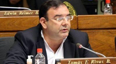 """""""Caseros de oro"""": Tribunal pospone juicio oral del diputado Tomás Rivas"""
