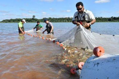 Desde noviembre rige la veda pesquera