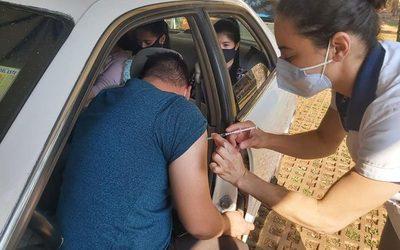 8.872 inmunizados en los últimos dos días