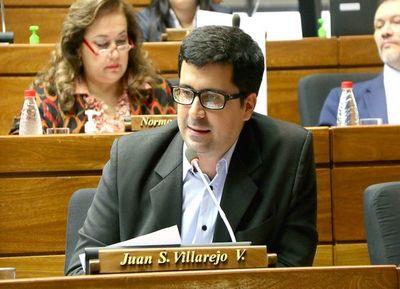 """Villarejo sobre alianzas: """"No estamos de acuerdo con la imposición. Patria Querida va a tener candidato presidencial"""""""