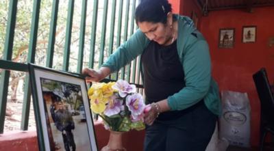 Obdulia pide aclarar mensaje sobre hallazgo de los restos de su hijo Edelio