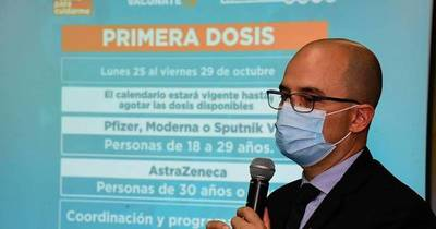 La Nación / Salud mantiene primera, segunda y tercera dosis para la próxima semana