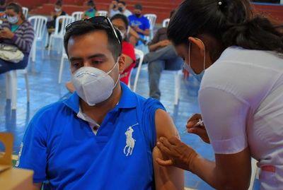Vacunaron más de 2.000 personas en Villarrica