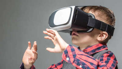 Aprueban en EE.UU. el tratamiento con cascos de realidad virtual para niños con el síndrome de ojo perezoso – Prensa 5