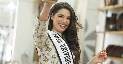 ¡Nadia Ferreira! La imponente paraguaya que deslumbra al mundo