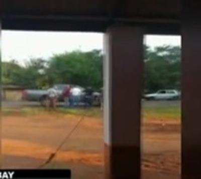 Ancianos escapan de secuestradores en Amambay