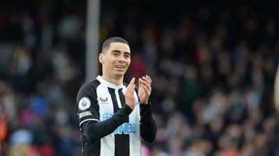 El Newcastle, con Almirón en cancha, sigue sin poder ganar en la Premier