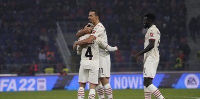 El Milan sufre para ganar al Bolonia, que tuvo a Federico Santander