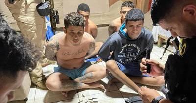 La Nación / Pedro J. Caballero: detienen a brasileños con orden de captura