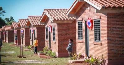 La Nación / Cooperación extranjera ayudó a que más de 4.000 familias tengan una casa digna