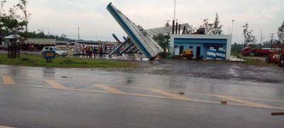 Técnico de la Ande recibió descarga eléctrica en San Pedro y lo trasladan a IPS de Asunción