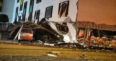 La Nación / Sismo de magnitud 6,5 sacude el nordeste de Taiwán