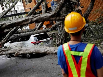 Un fuerte sismo sacude el nordeste de Taiwán
