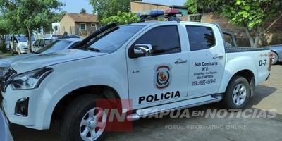 HURTO AGRAVADO EN LOCAL COMERCIAL DE ARROYO PORÃ.