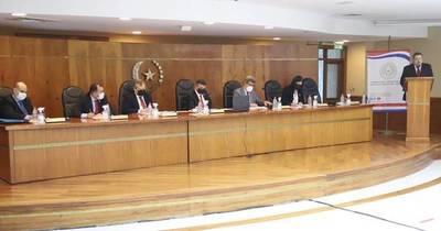 La Nación / Mañana lunes tomarán examen a los postulantes a la Corte